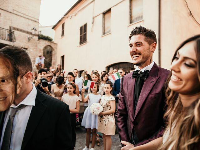 Il matrimonio di Jennifer e Mattia a Ancona, Ancona 73