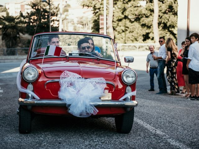 Il matrimonio di Jennifer e Mattia a Ancona, Ancona 74