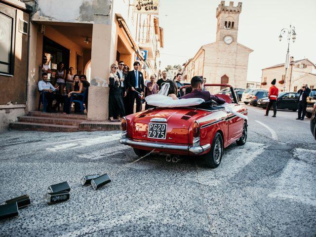 Il matrimonio di Jennifer e Mattia a Ancona, Ancona 77