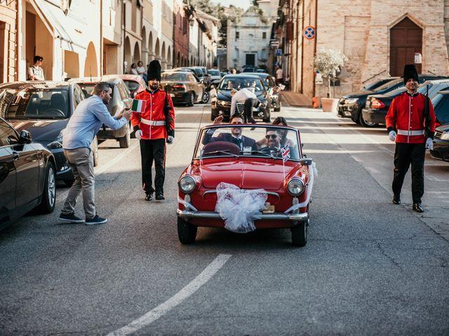 Il matrimonio di Jennifer e Mattia a Ancona, Ancona 78
