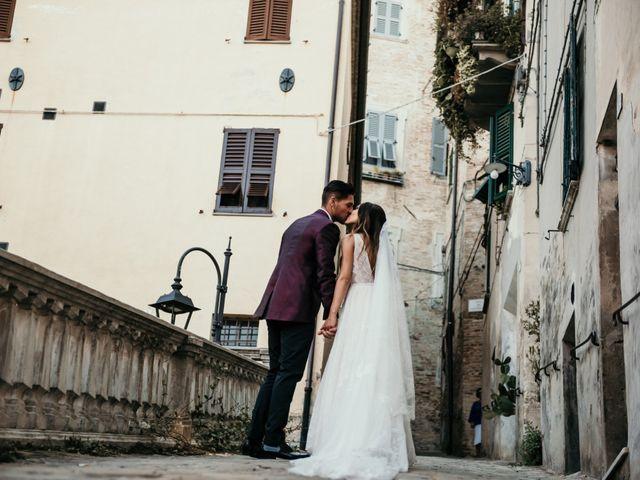 Il matrimonio di Jennifer e Mattia a Ancona, Ancona 80
