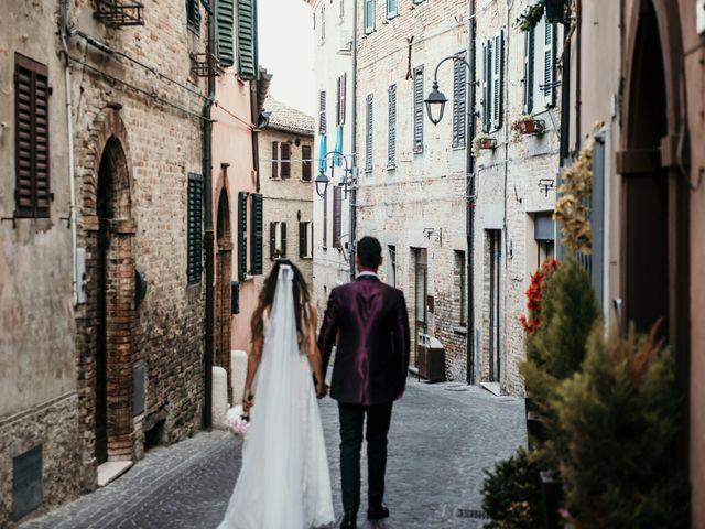 Il matrimonio di Jennifer e Mattia a Ancona, Ancona 81
