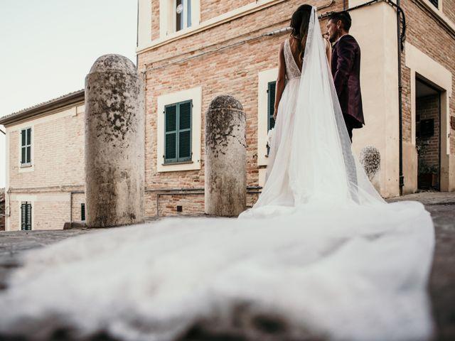 Il matrimonio di Jennifer e Mattia a Ancona, Ancona 82