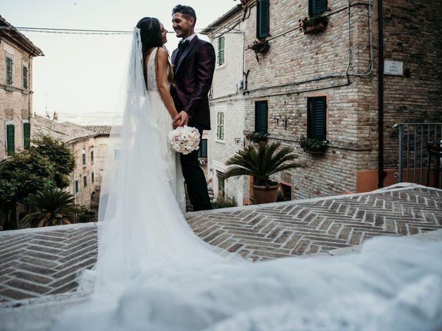 Il matrimonio di Jennifer e Mattia a Ancona, Ancona 84