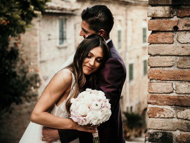 Il matrimonio di Jennifer e Mattia a Ancona, Ancona 86