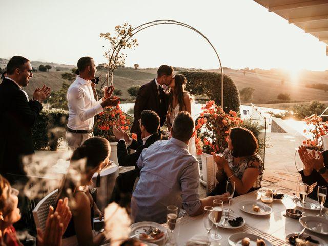Il matrimonio di Jennifer e Mattia a Ancona, Ancona 91