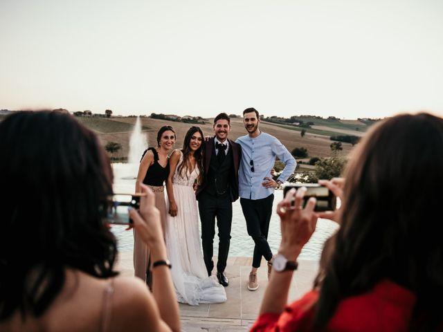 Il matrimonio di Jennifer e Mattia a Ancona, Ancona 105