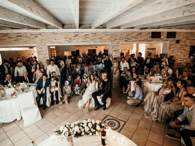 Il matrimonio di Jennifer e Mattia a Ancona, Ancona 109