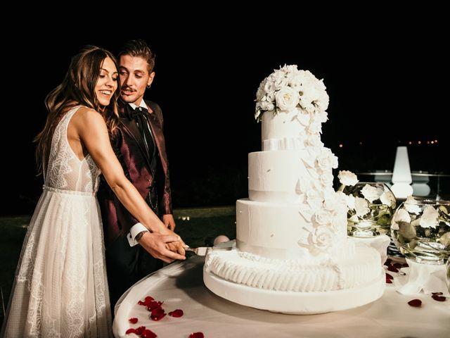 Il matrimonio di Jennifer e Mattia a Ancona, Ancona 115