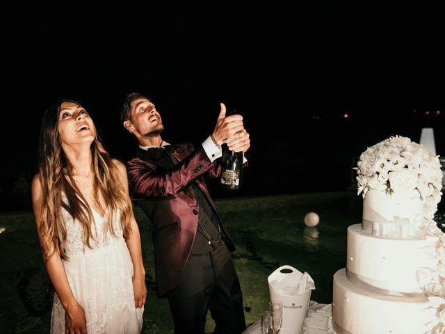 Il matrimonio di Jennifer e Mattia a Ancona, Ancona 116