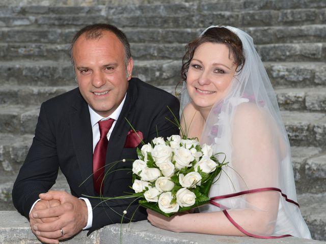 Il matrimonio di Claudio e Paola a Valmontone, Roma 2
