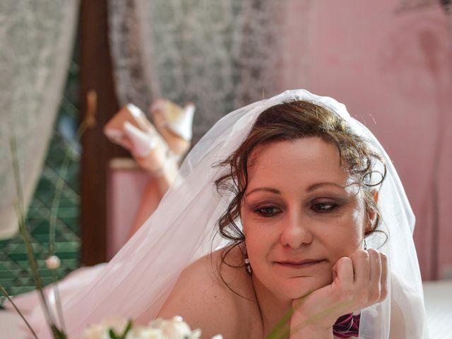 Il matrimonio di Claudio e Paola a Valmontone, Roma 5