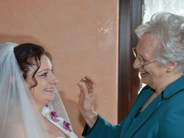 Il matrimonio di Claudio e Paola a Valmontone, Roma 6