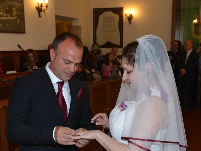 Il matrimonio di Claudio e Paola a Valmontone, Roma 8