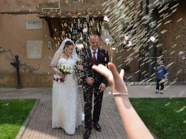 Il matrimonio di Claudio e Paola a Valmontone, Roma 9