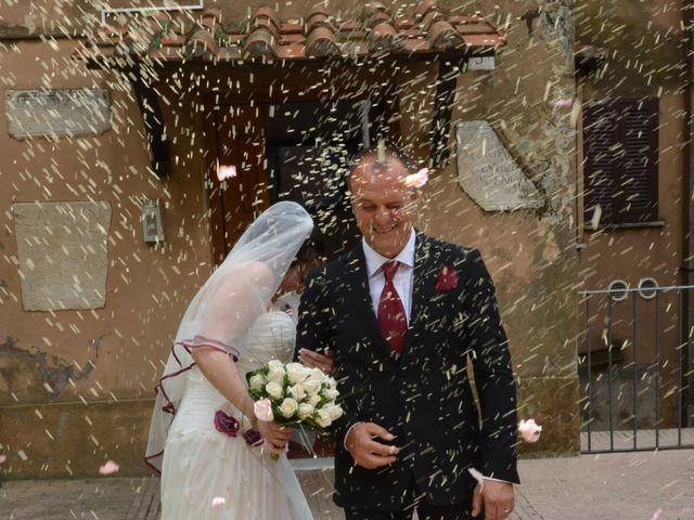 Il matrimonio di Claudio e Paola a Valmontone, Roma 10
