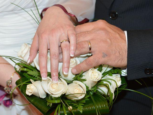 Il matrimonio di Claudio e Paola a Valmontone, Roma 11