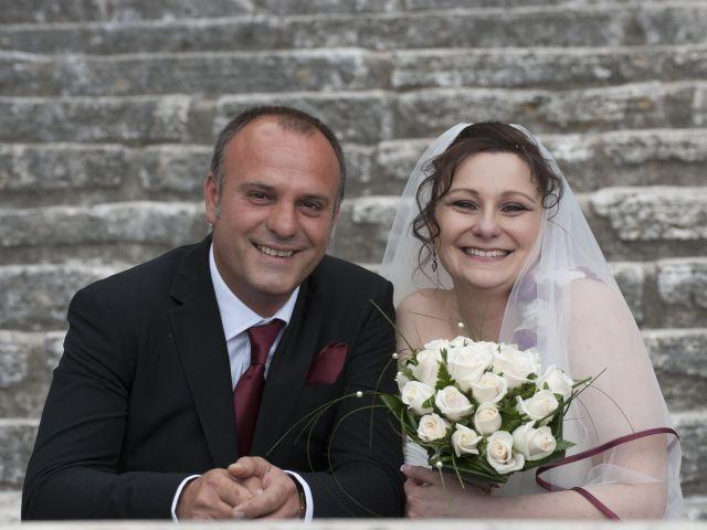 Il matrimonio di Claudio e Paola a Valmontone, Roma 12