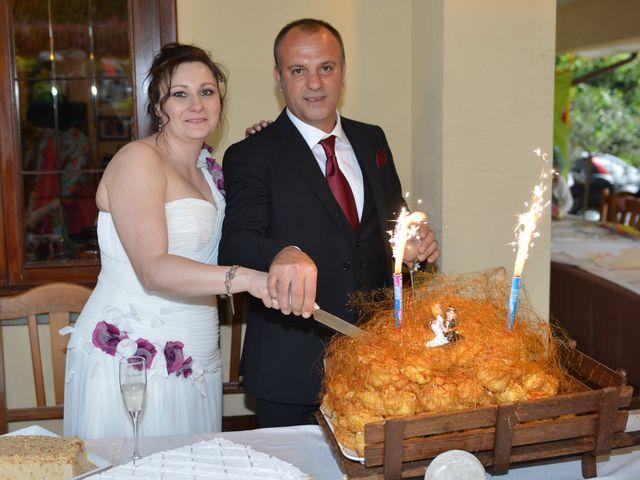 Il matrimonio di Claudio e Paola a Valmontone, Roma 17