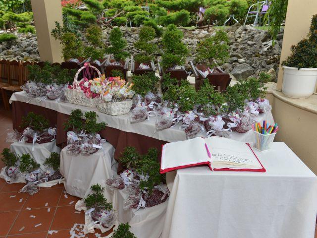 Il matrimonio di Claudio e Paola a Valmontone, Roma 19