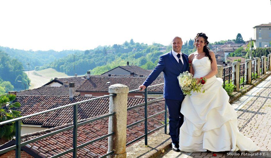 Il matrimonio di Fabio e Luisa a Predosa, Alessandria