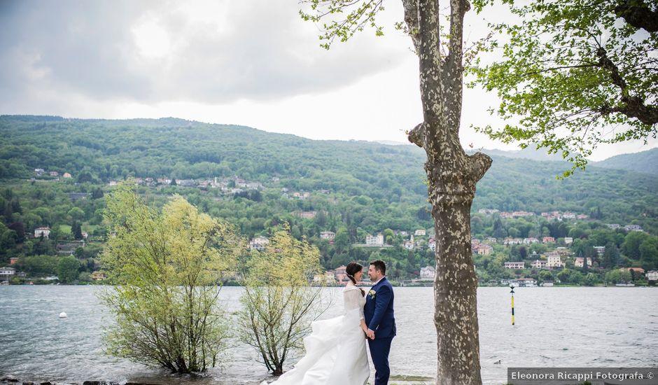 Il matrimonio di Luca e Elisabetta a Baveno, Verbania