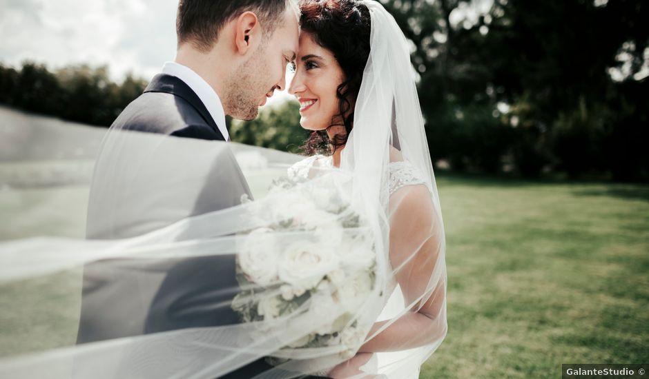 Il matrimonio di Alessandro e Grazia a Noventa Vicentina, Vicenza
