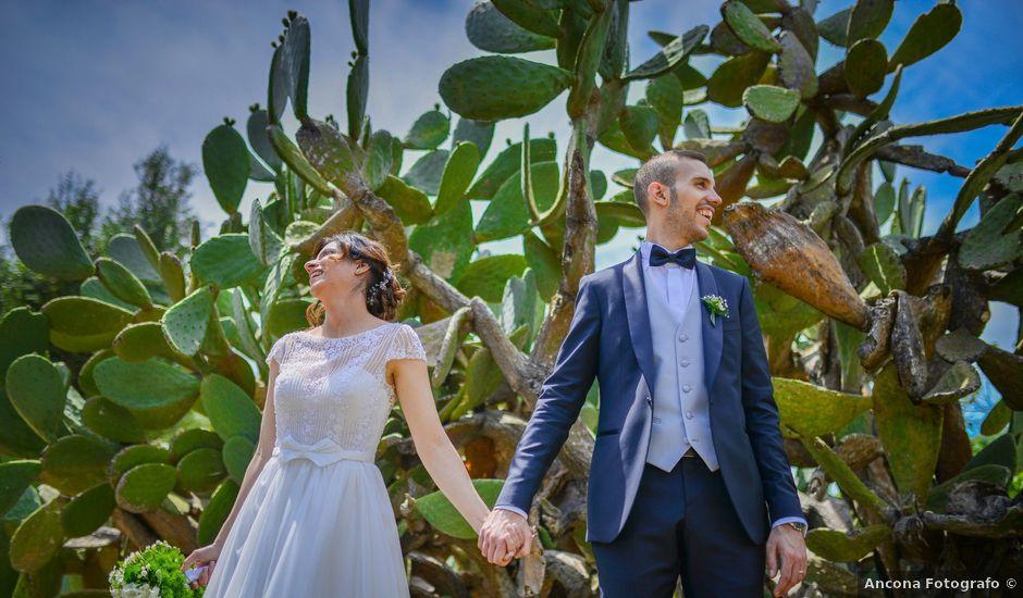 Il matrimonio di Luca e Silvia a Francavilla Fontana, Brindisi