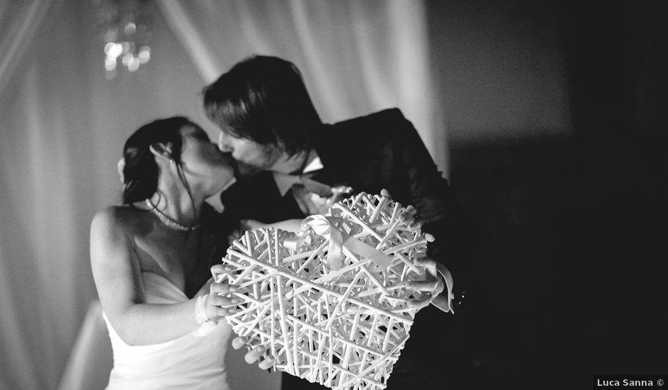 Il matrimonio di Raffaele e Alessandra a Bonarcado, Oristano