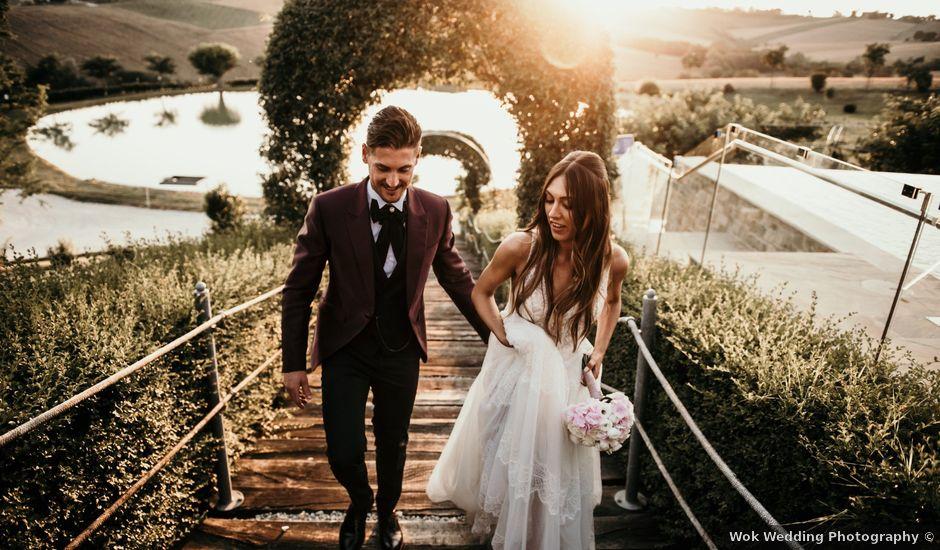 Il matrimonio di Jennifer e Mattia a Ancona, Ancona