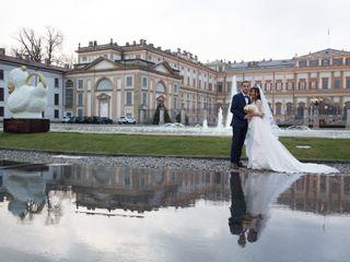 Le nozze di Francesca e Tiago