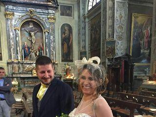 Le nozze di Sara e Simone 1