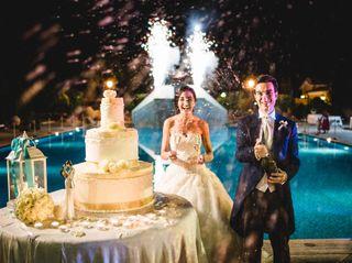 Le nozze di Margherita e Claudio