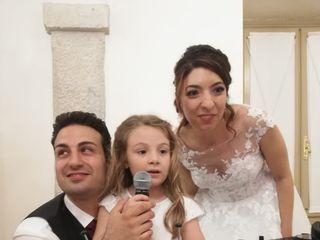 Le nozze di Daniele  e Teresa 1