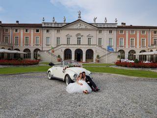 Le nozze di Daniele  e Teresa