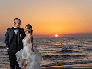 Le nozze di Luca e Anna