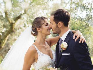 Le nozze di Maddalena e Umberto