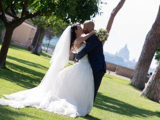 le nozze di Stefania e Moreno 1