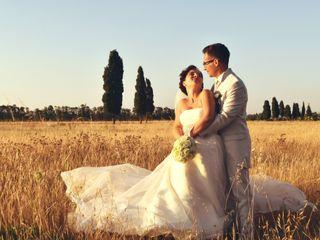 Le nozze di Sabrina e Francesco