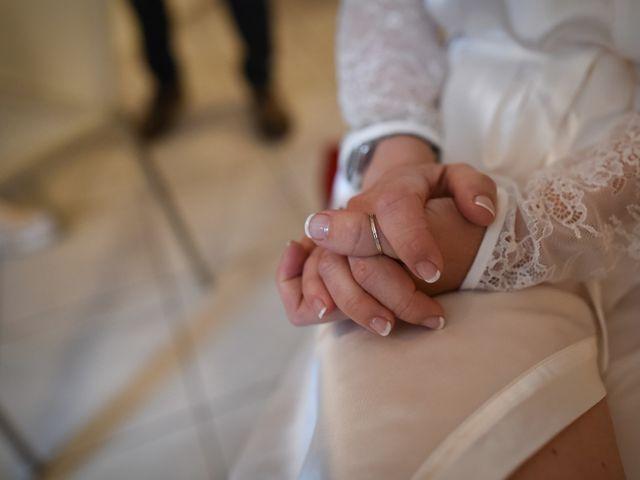 Il matrimonio di Enrico e Barbara a Firenze, Firenze 9