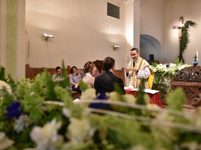 Il matrimonio di Enrico e Barbara a Firenze, Firenze 56