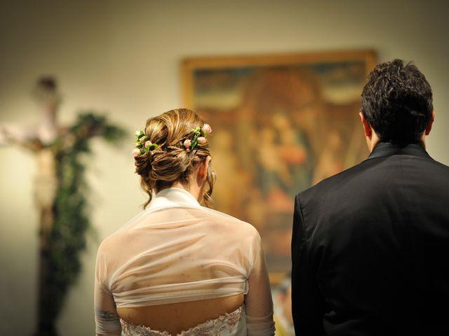 Il matrimonio di Enrico e Barbara a Firenze, Firenze 84
