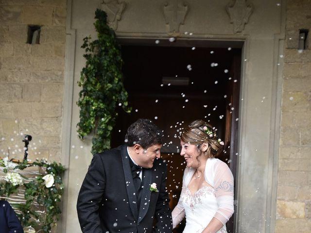 Il matrimonio di Enrico e Barbara a Firenze, Firenze 88