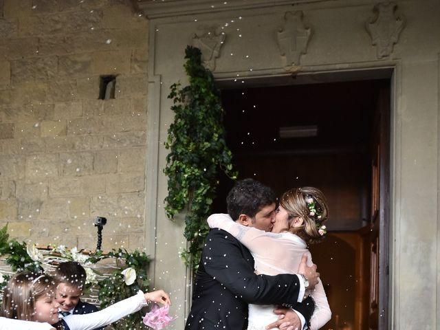 Il matrimonio di Enrico e Barbara a Firenze, Firenze 89