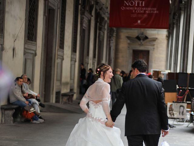 Il matrimonio di Enrico e Barbara a Firenze, Firenze 92