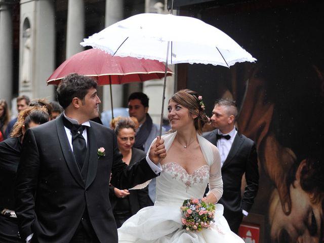 Il matrimonio di Enrico e Barbara a Firenze, Firenze 95