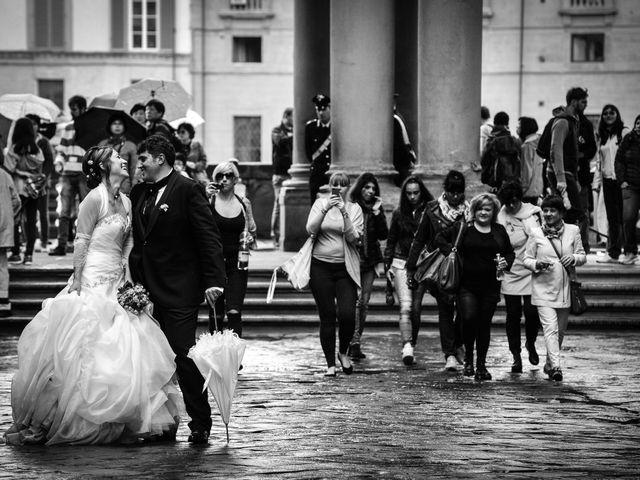 Il matrimonio di Enrico e Barbara a Firenze, Firenze 101