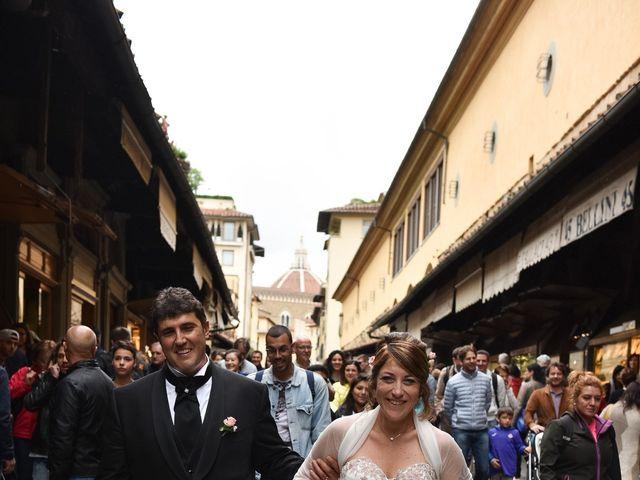 Il matrimonio di Enrico e Barbara a Firenze, Firenze 106