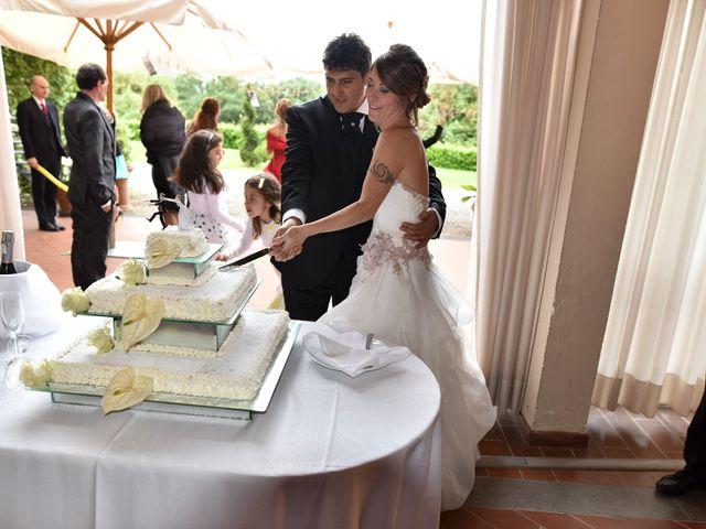 Il matrimonio di Enrico e Barbara a Firenze, Firenze 124