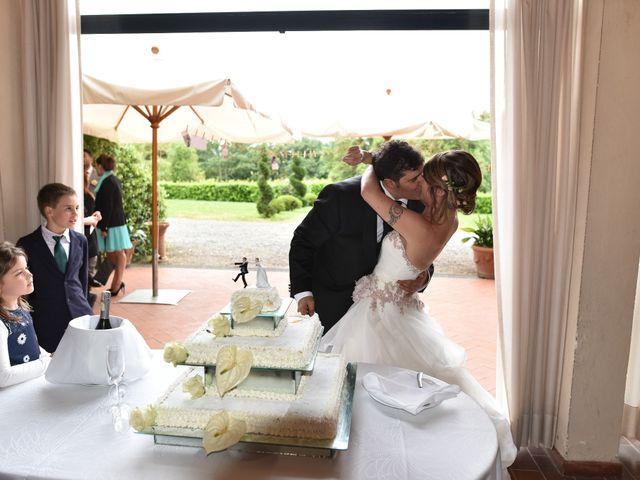 Il matrimonio di Enrico e Barbara a Firenze, Firenze 125